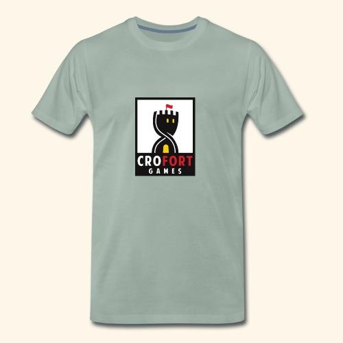 CroFort - Mannen Premium T-shirt