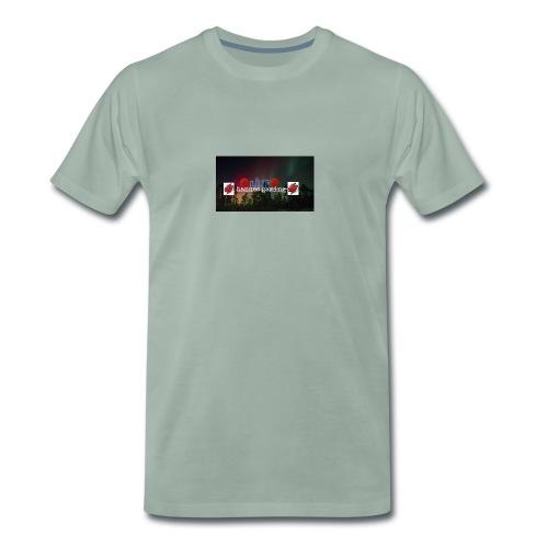 hannes gaming shirt - Mannen Premium T-shirt