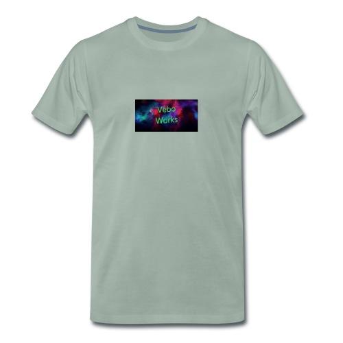 Design #1 - Männer Premium T-Shirt