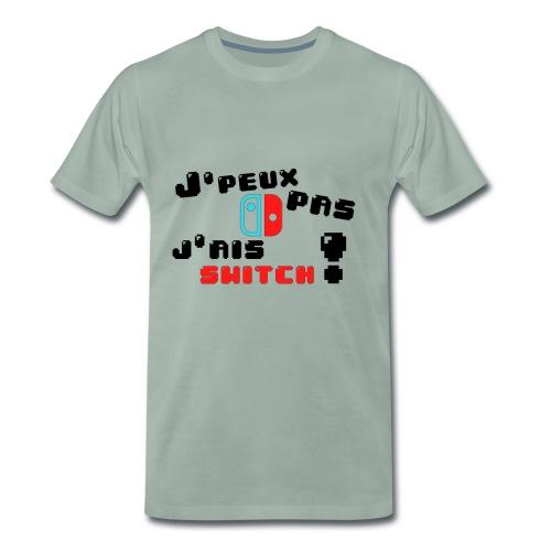J'peux pas j'ai switch ! - T-shirt Premium Homme