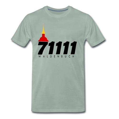 71111 - Flaggenfarben (Dunkel) - Männer Premium T-Shirt