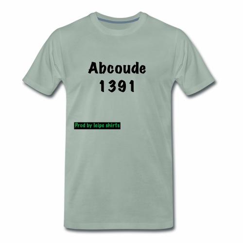 Abcoude post code merk - Mannen Premium T-shirt