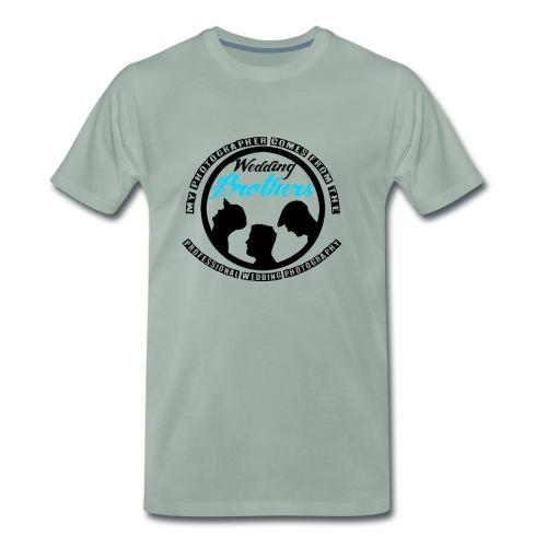 WeddingBrothers Germany Merchandise - Männer Premium T-Shirt