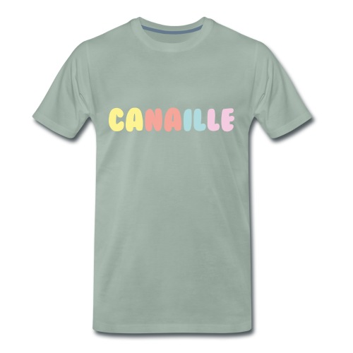 CANAILLE - T-shirt Premium Homme
