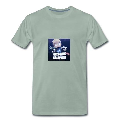 Gekke Aaron - Mannen Premium T-shirt