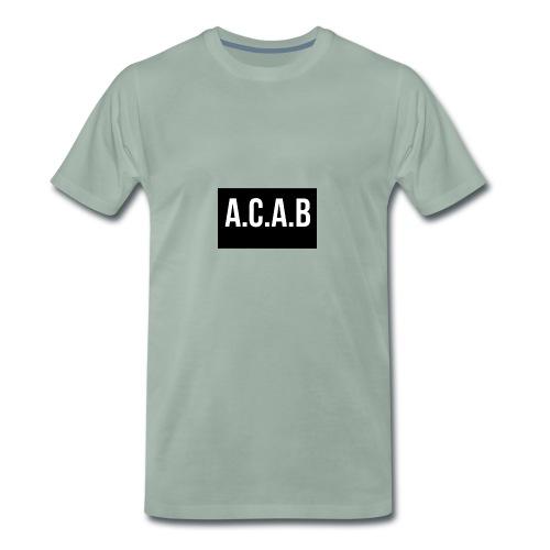 ACAB - Premium-T-shirt herr
