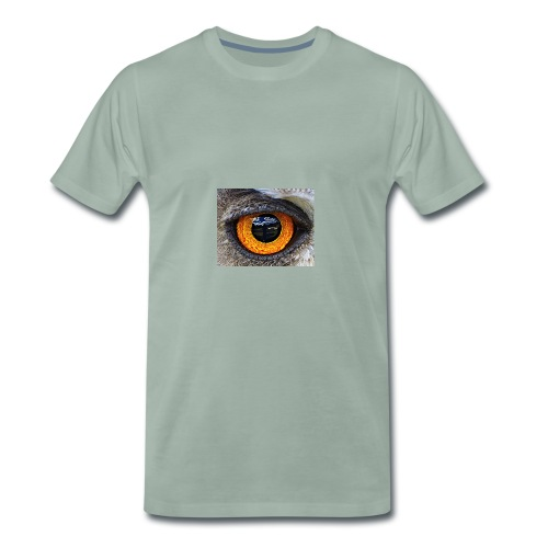 ojonaranja - Camiseta premium hombre