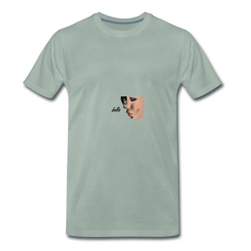 Bella schwarz - Männer Premium T-Shirt