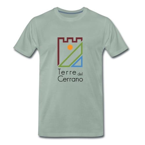Logo Terre del Cerrano - Maglietta Premium da uomo