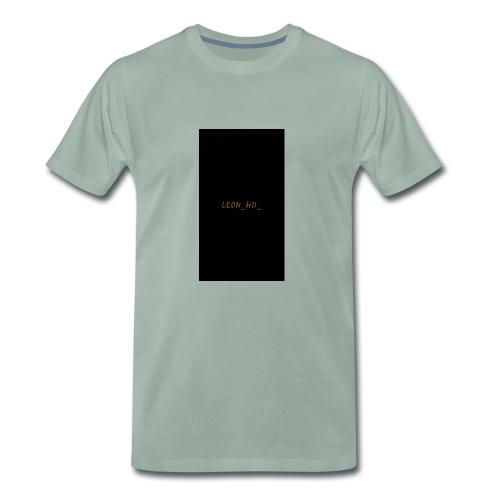 LEON_HD_ YT - Männer Premium T-Shirt