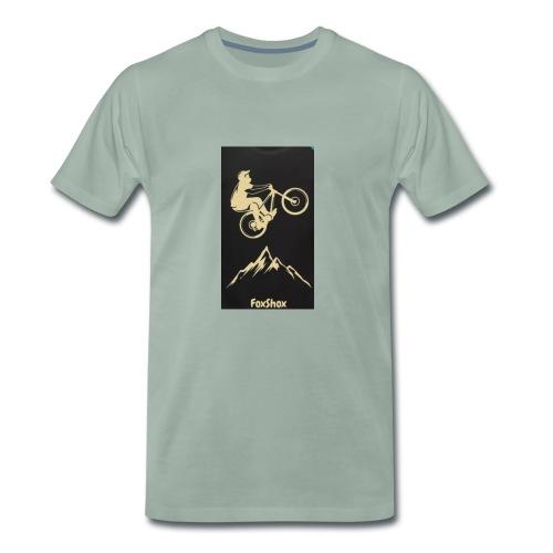 FoxShox - Männer Premium T-Shirt