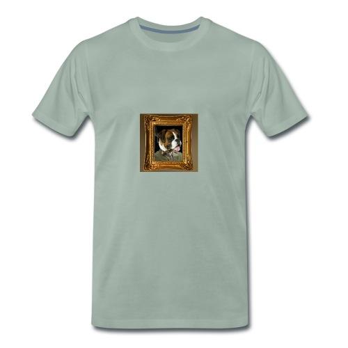iTRONEX schop - Männer Premium T-Shirt