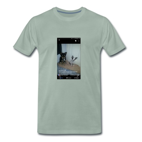 Dogs - Men's Premium T-Shirt