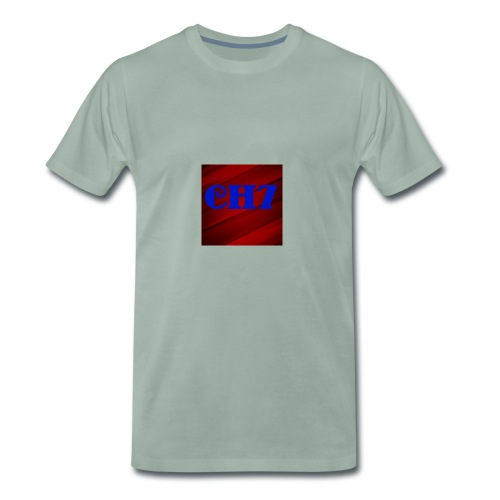 BFC9E281 39B7 467B 8490 0477BCA54132 - Men's Premium T-Shirt