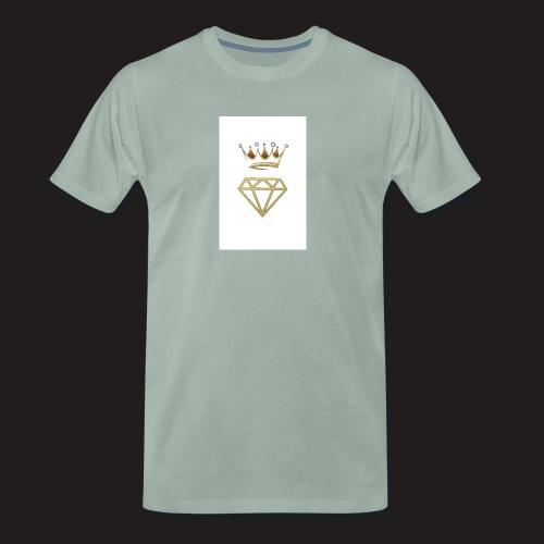 Luxury street wear,luxury logo - Men's Premium T-Shirt