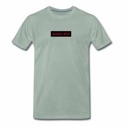 MAMA BOB - Mannen Premium T-shirt