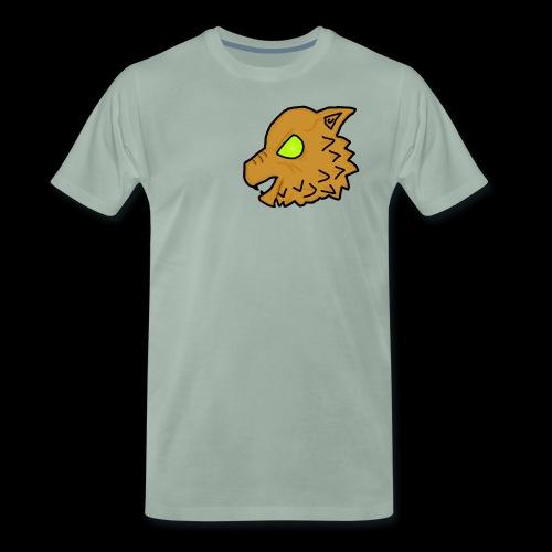 schlachtenhund - Männer Premium T-Shirt