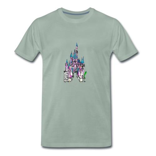 Fairy Tale Castle - Men's Premium T-Shirt