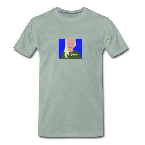 BlaimzMerchandise - Mannen Premium T-shirt