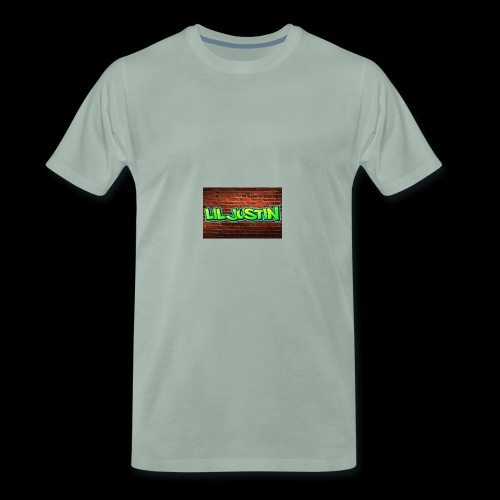 Lil Justin - Men's Premium T-Shirt