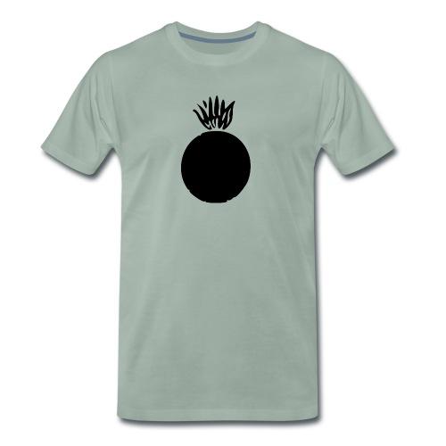Tykkimies - Miesten premium t-paita