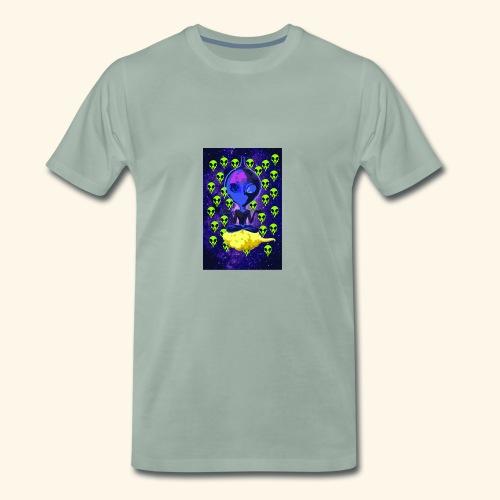 Trippy - Maglietta Premium da uomo