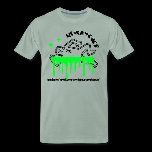 design 09 - Mannen Premium T-shirt