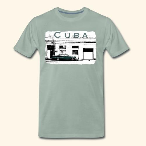 streetsofcuba - Männer Premium T-Shirt