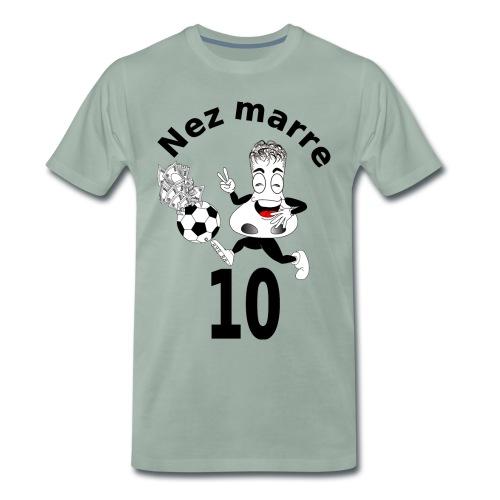Nez marre football humour FC - T-shirt Premium Homme