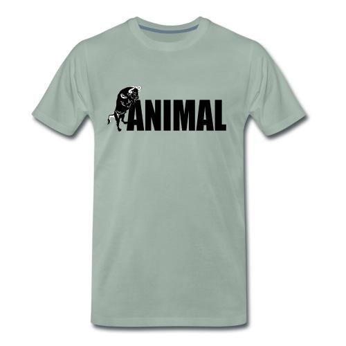animal palestra - Maglietta Premium da uomo