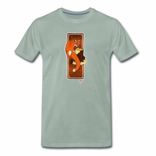 histoire de forêt - T-shirt Premium Homme