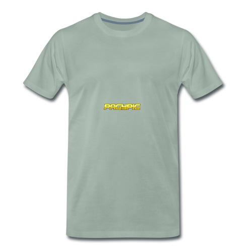 GOLDEN PAGYPIG - Männer Premium T-Shirt