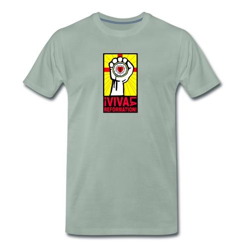 I viva la Reformation_EvDekJu_NEA - Männer Premium T-Shirt