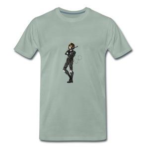 Maelle Militaire - T-shirt Premium Homme