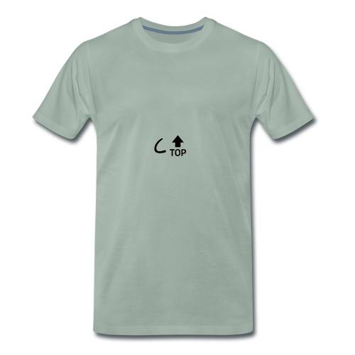 C🔝 - Männer Premium T-Shirt