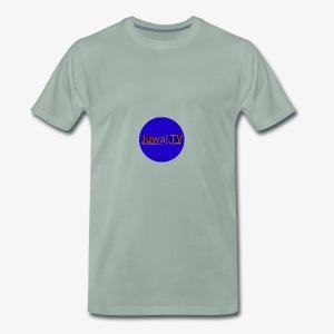 New logo JUWAL.TV - T-shirt Premium Homme