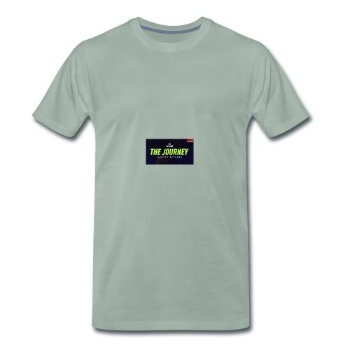 ezekiel benson - Men's Premium T-Shirt