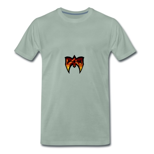 Warrior logo - Men's Premium T-Shirt