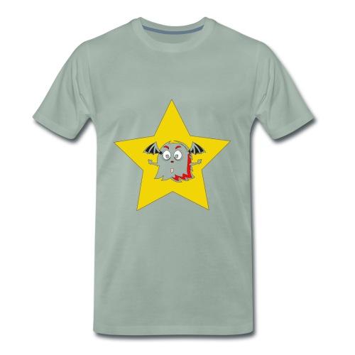 spooky in star - Mannen Premium T-shirt