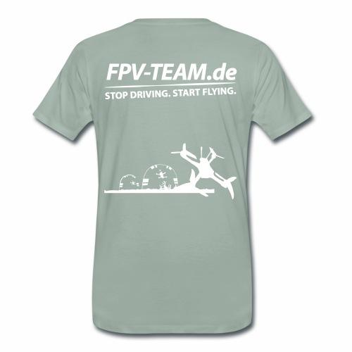 FPV-Team Copter - Männer Premium T-Shirt