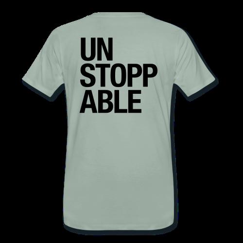 unstoppable - Männer Premium T-Shirt