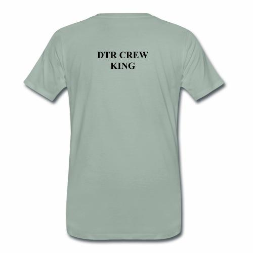 Das King Logo - Männer Premium T-Shirt