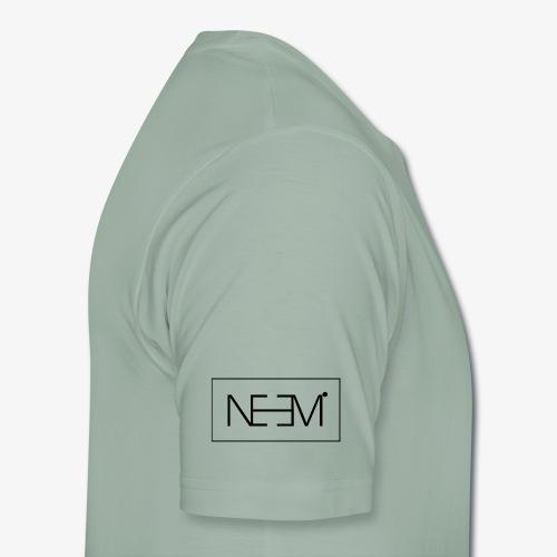 Neemi Black - Miesten premium t-paita
