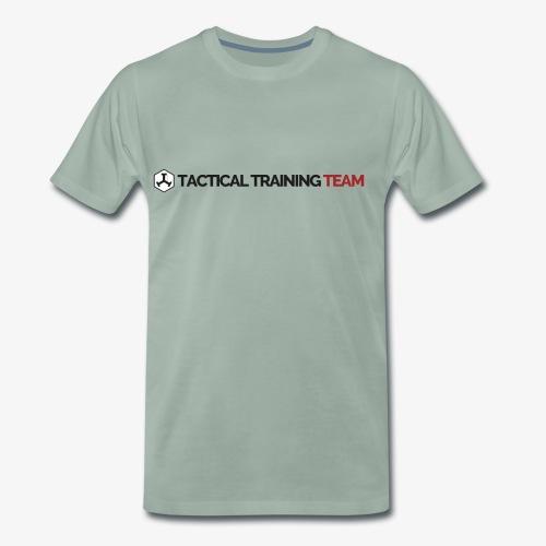 TTT 2020 Logo Black - Männer Premium T-Shirt