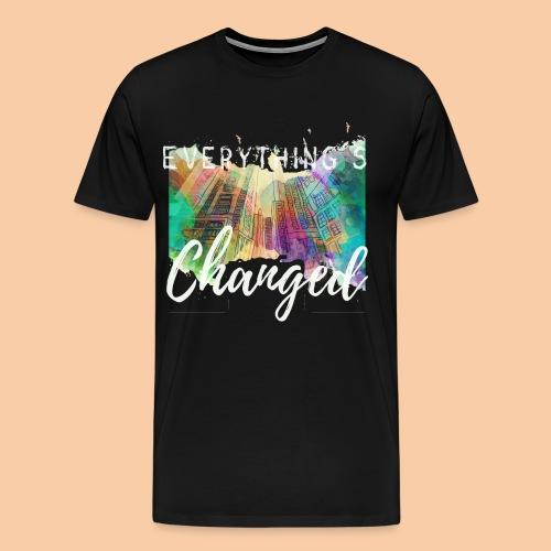 Changed - Camiseta premium hombre