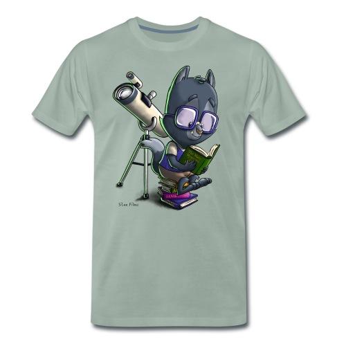 Li'l Wolfie: SiLee Films - Men's Premium T-Shirt