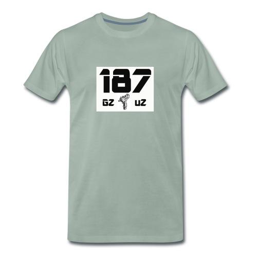 187 UZI - Männer Premium T-Shirt