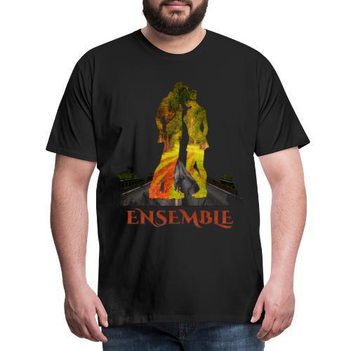 Ensemble -by- T-shirt chic et choc - T-shirt Premium Homme