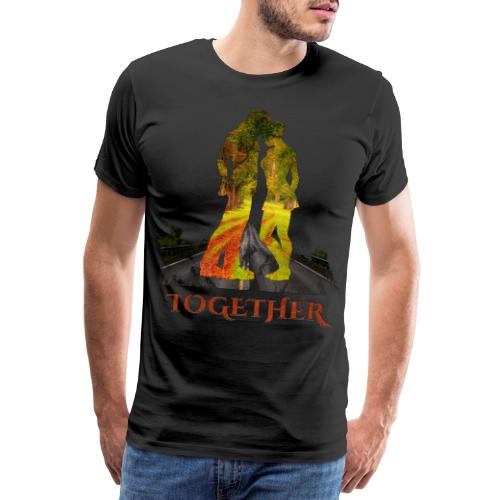 Together -by- T-shirt chic et choc - T-shirt Premium Homme