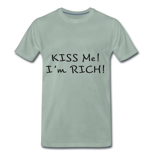 kiss me - T-shirt Premium Homme